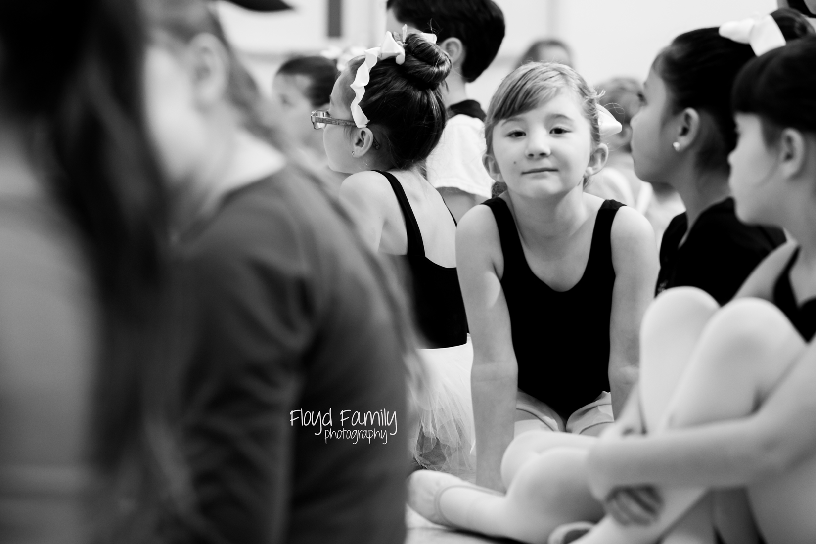 everyday photos of my ballerina to keep in a scrapbook | Placerville-Children-Photographer