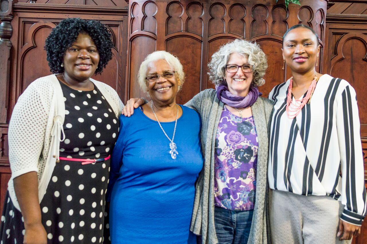 Women's ministries leaders