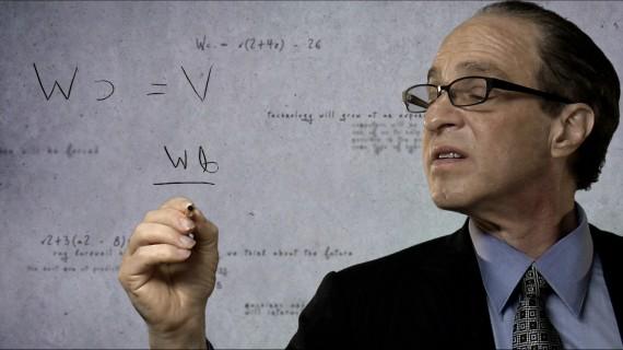 Ray Kurzweil Source:  news.fiu.edu