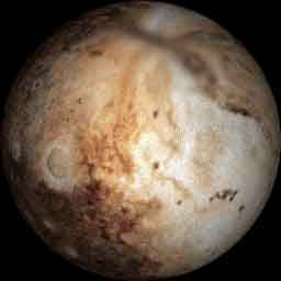 Photo Courtesy of Pinterest  (Had to give Pluto some love.)