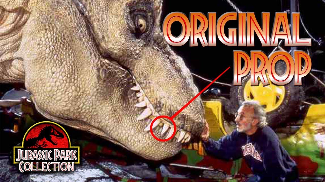 Photo courtesy of Jurassic Park
