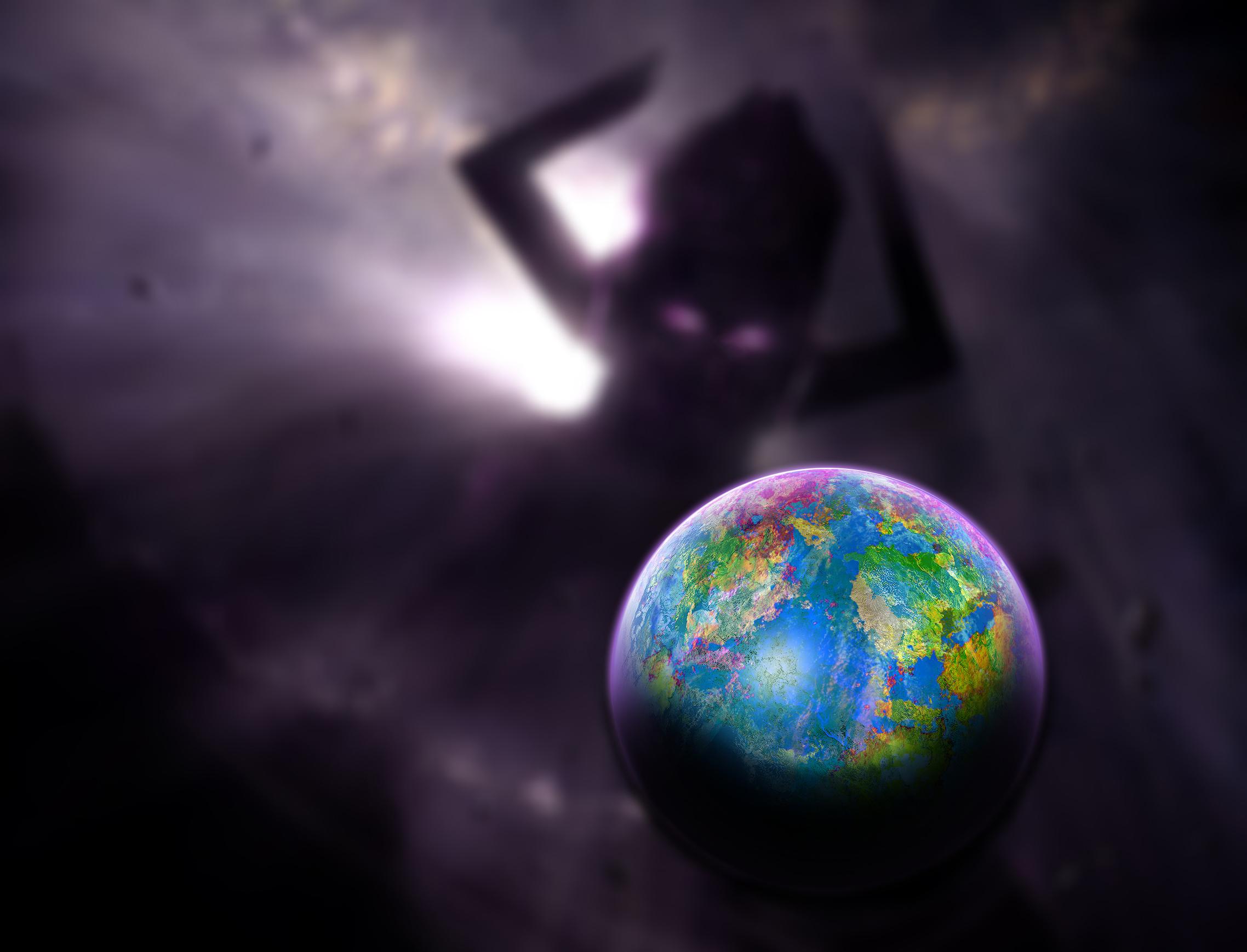 Planet Zenn-la by bbbeto