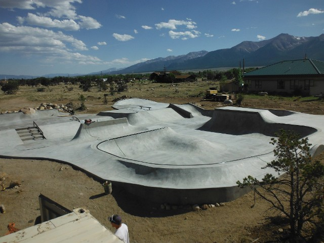 Picture from Misiano Skateparks since I didn't take any of the park itself (or lost the pics?)