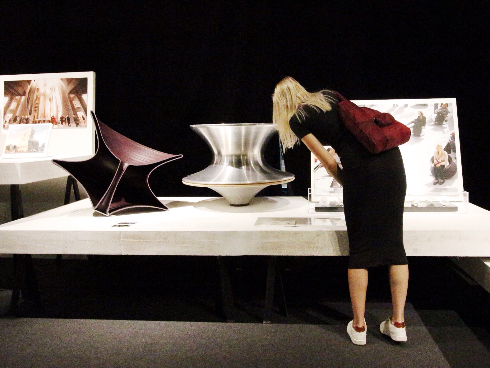 Exploring the process of ergonomic development of Spun Chair and the traditional craft of large-scale metal spinning