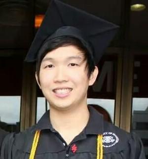 2013 U of H scholarship winner tin liu