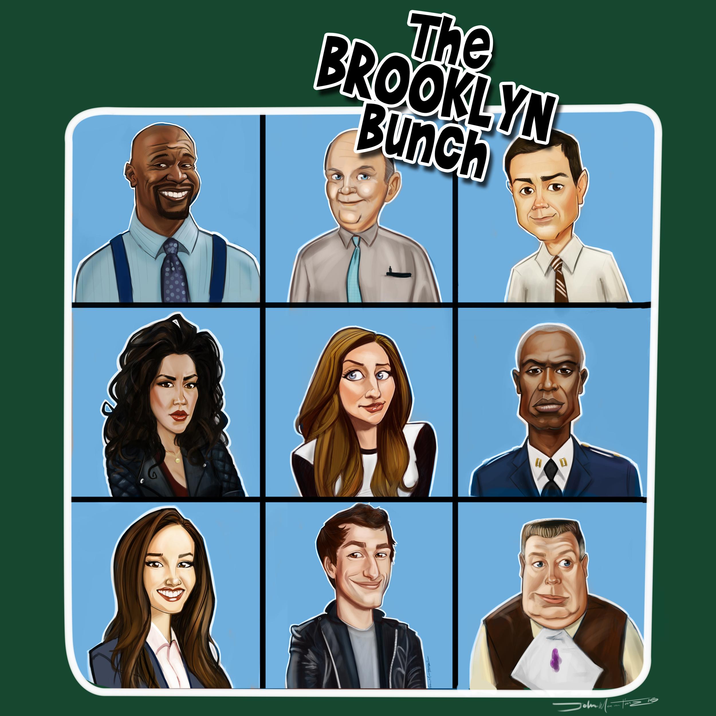 The Brooklyn Bunch