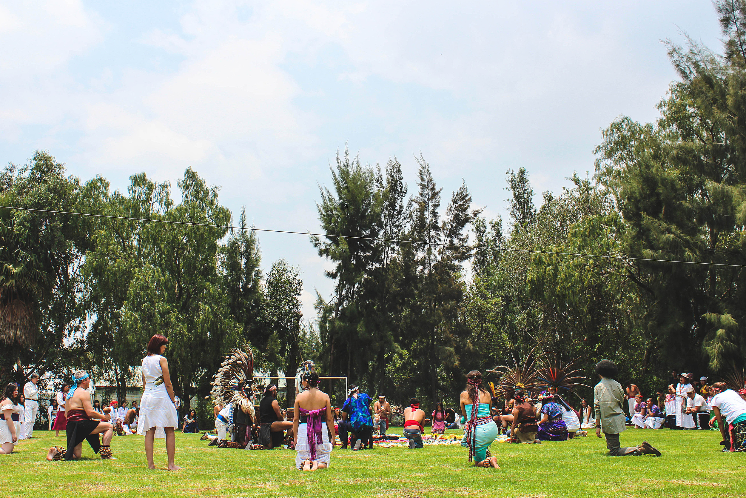 A traditional wedding in Xochimilco - endearmentendure.com