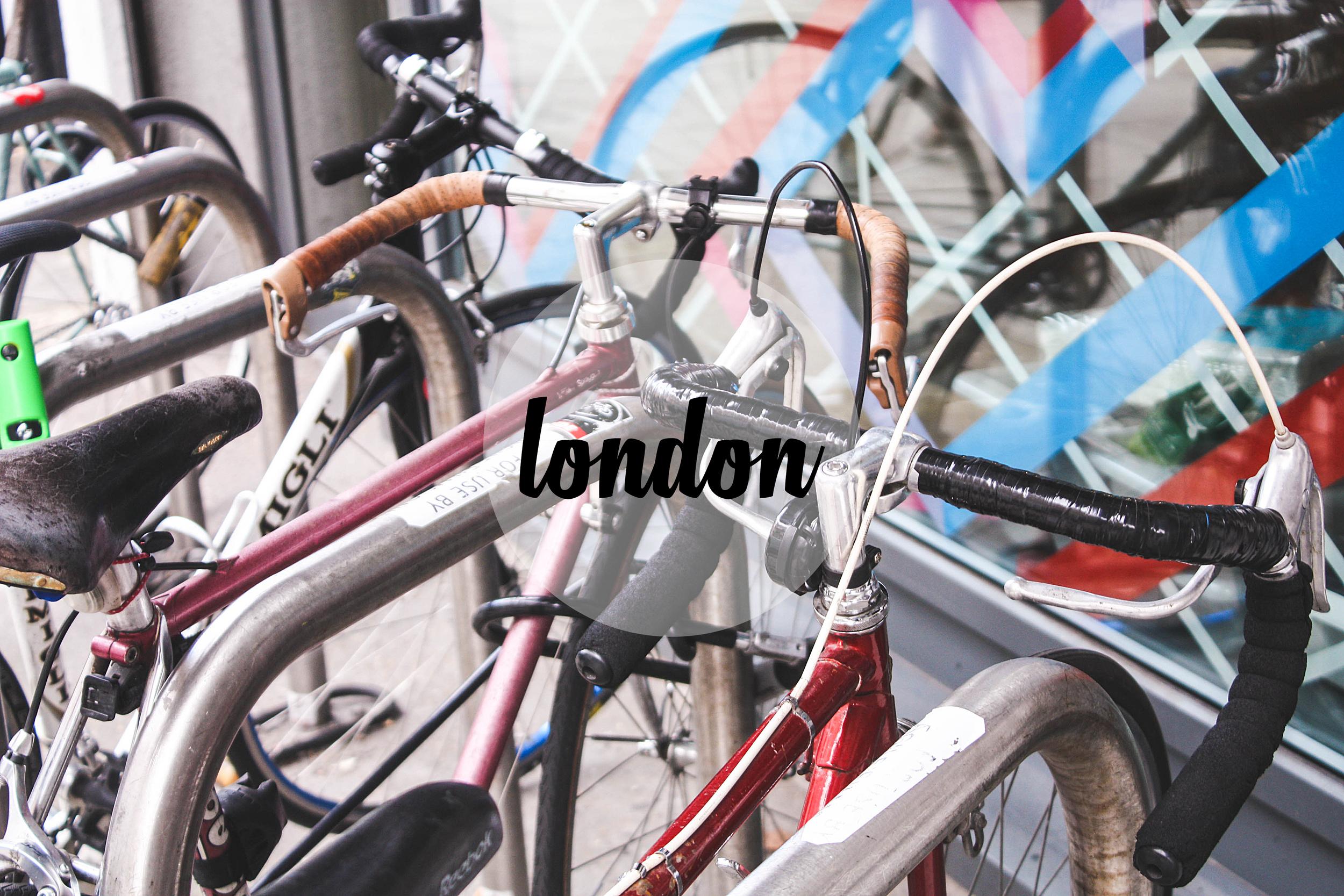 (Lovin' + Love in) London - endearmentendure.com
