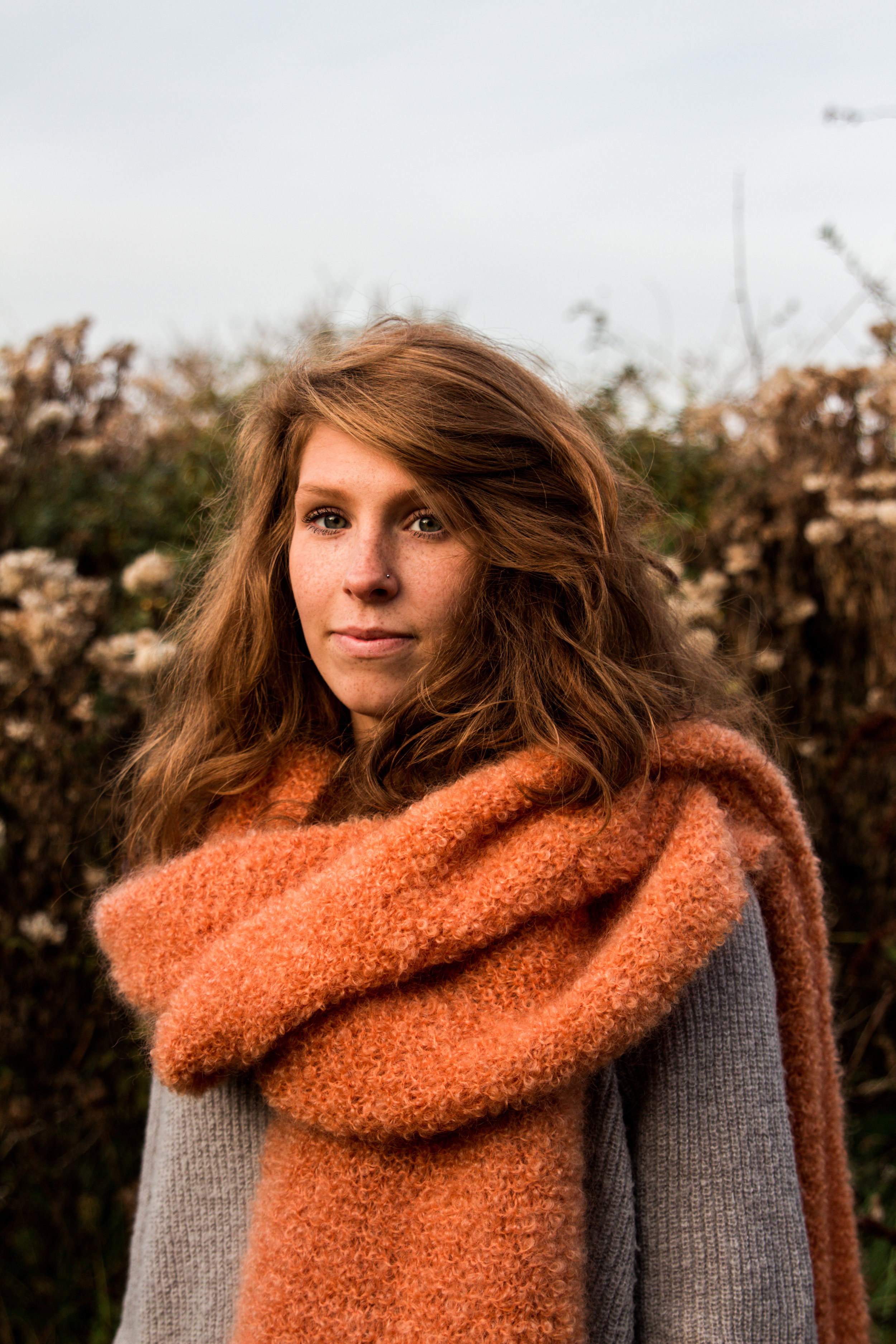 Ylle keeps you warm - www.haarscherp.be