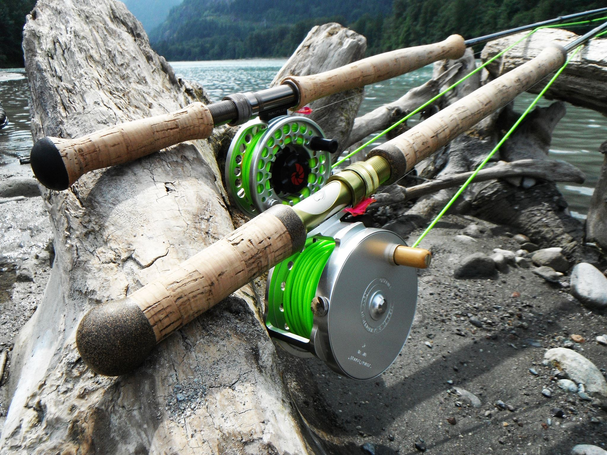 Fishing tours harrison hot springs