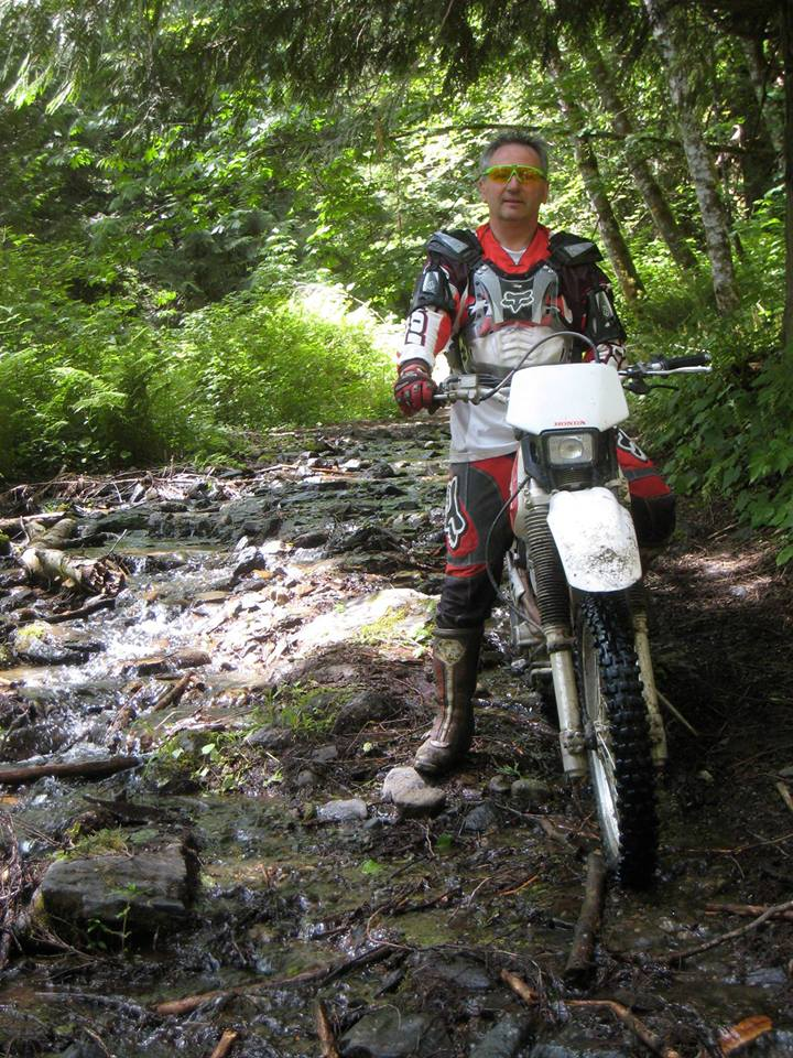 Dirt biking tours Harrison hot springs