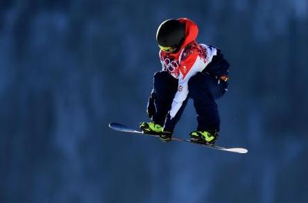 Jamie Nicholls Mens Slopestyle Finals Sochi 2014