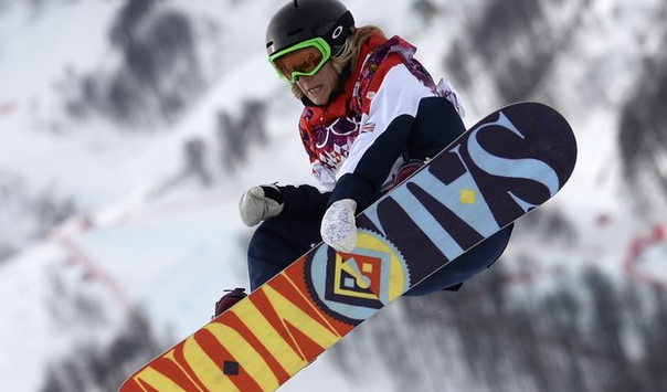Jenny Jones wins Bronze Sochi 2014