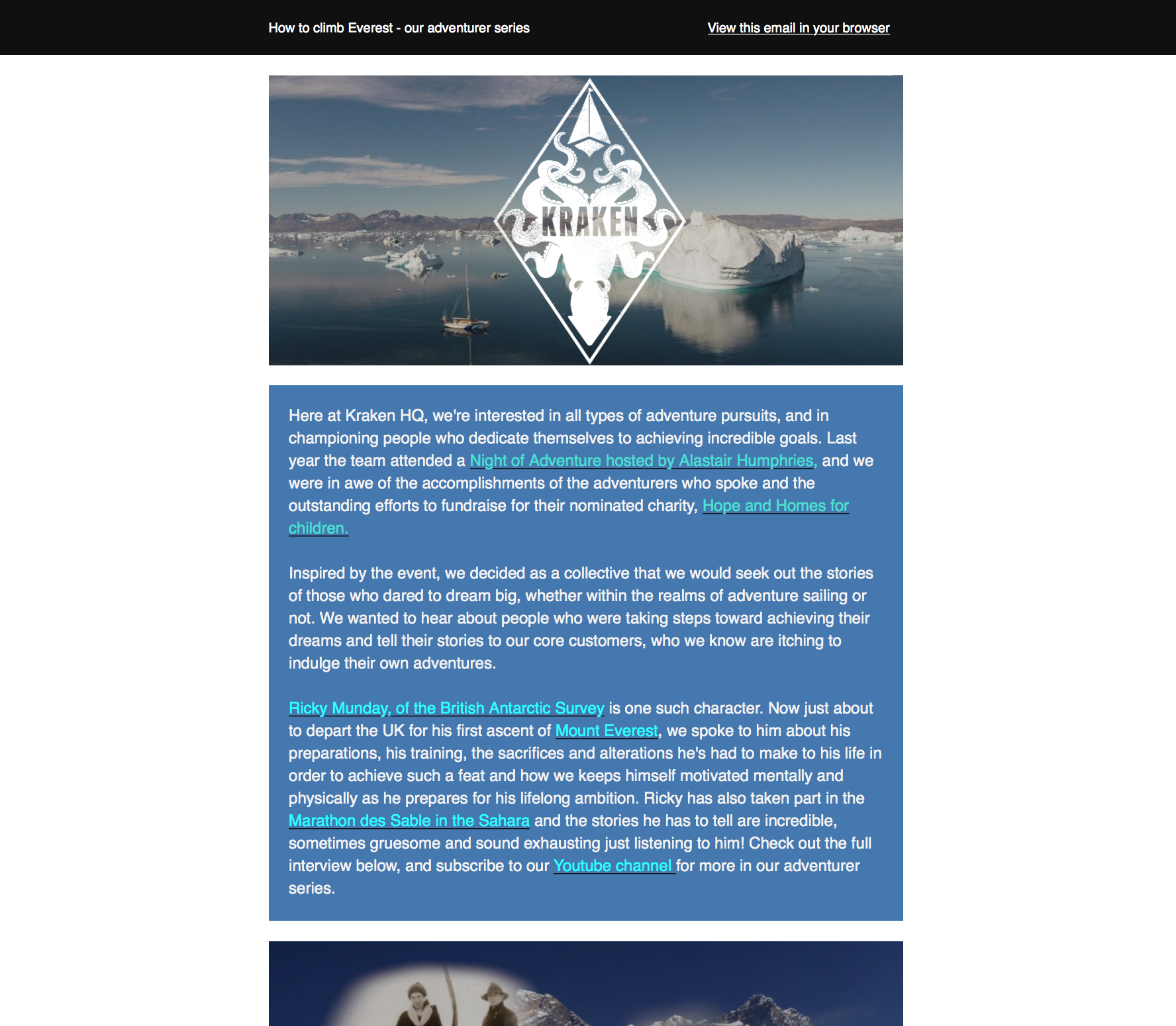 How to Climb Everest April 2017