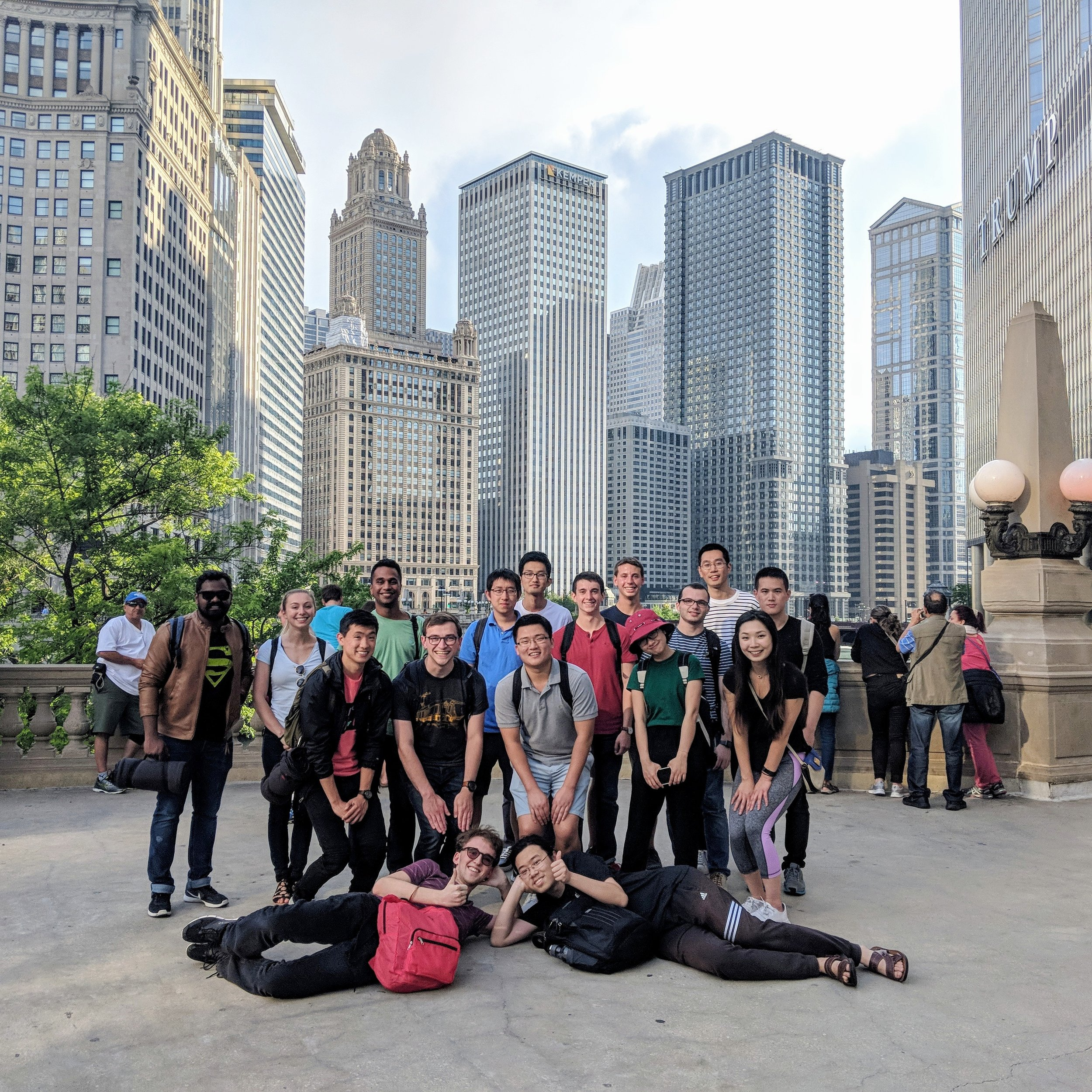 Inside Chicago Walking Tours