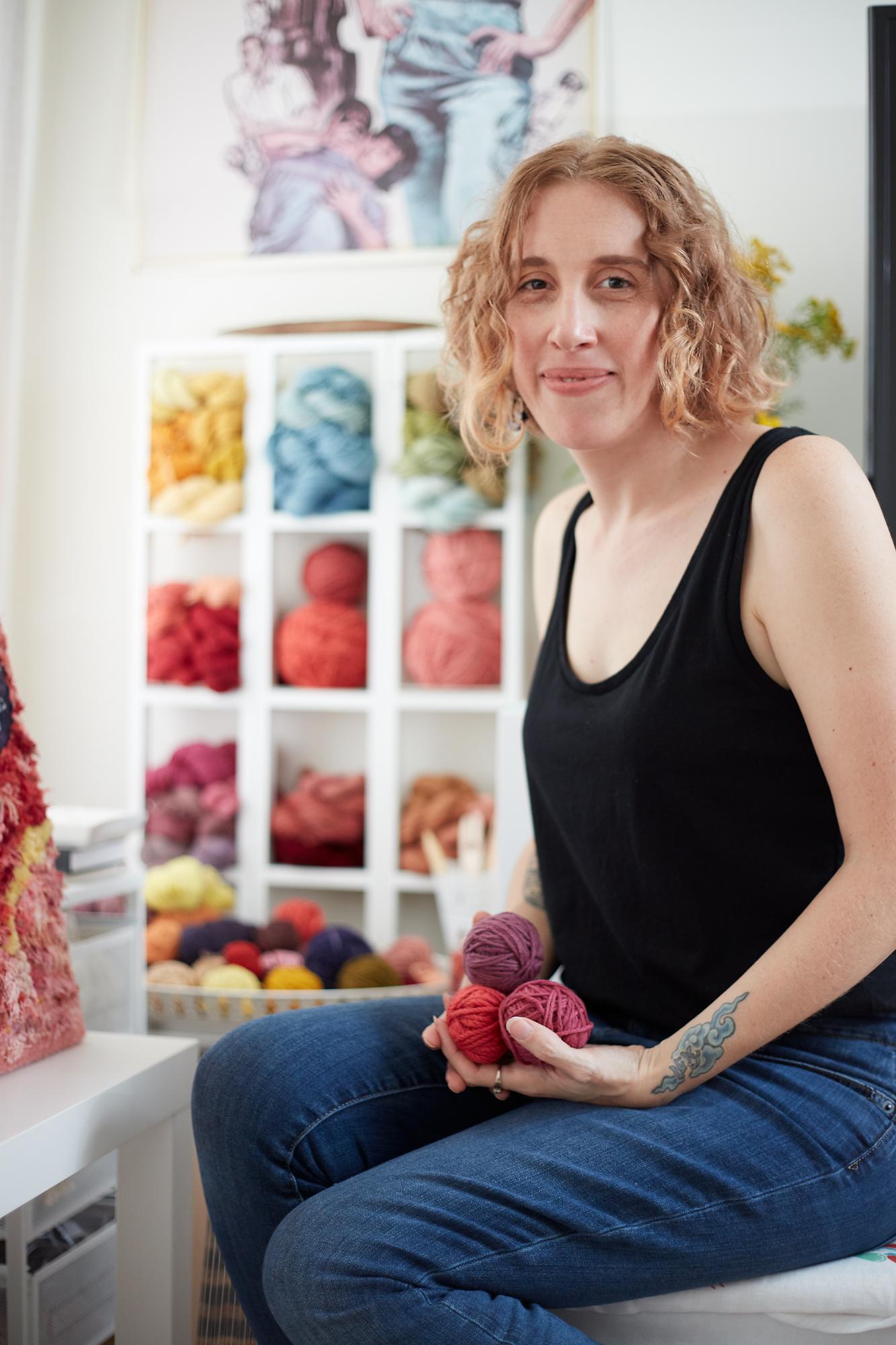 - Serah HedinLångsam Dyed Goods StudioVancouver, BC