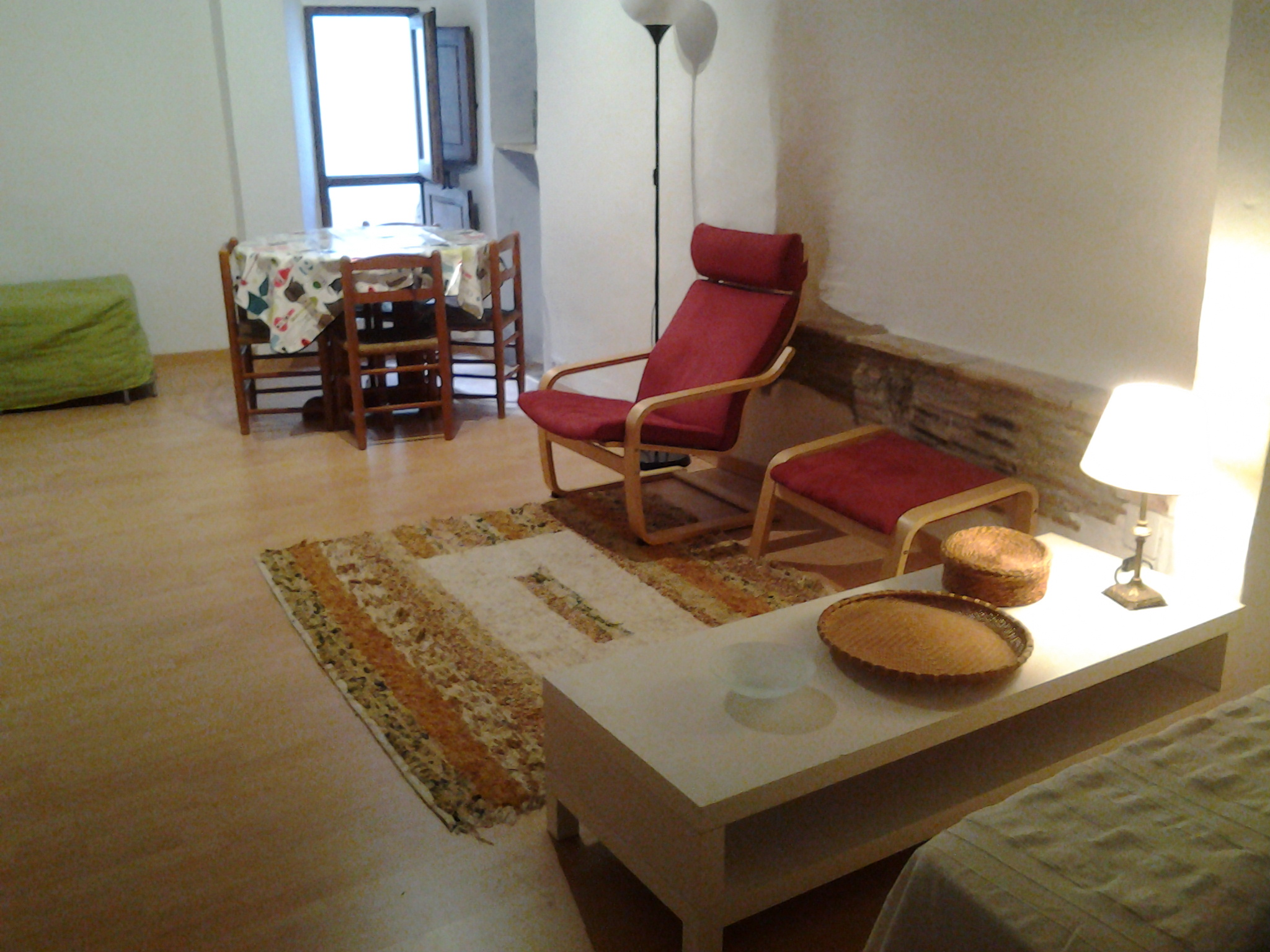 THE STUDIO-APARTMENT, CORNUDELLA DE MONTSANT    1 room 3 people