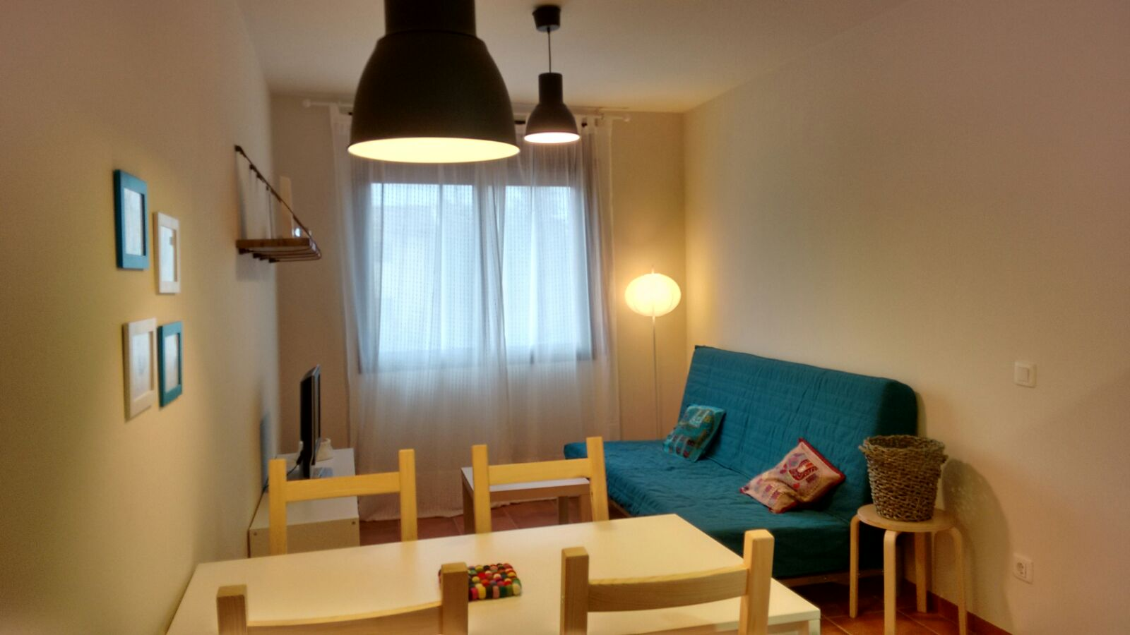 GEMMA APARTMENT, CORNUDELLA DE MONTSANT    2 rooms 4 people