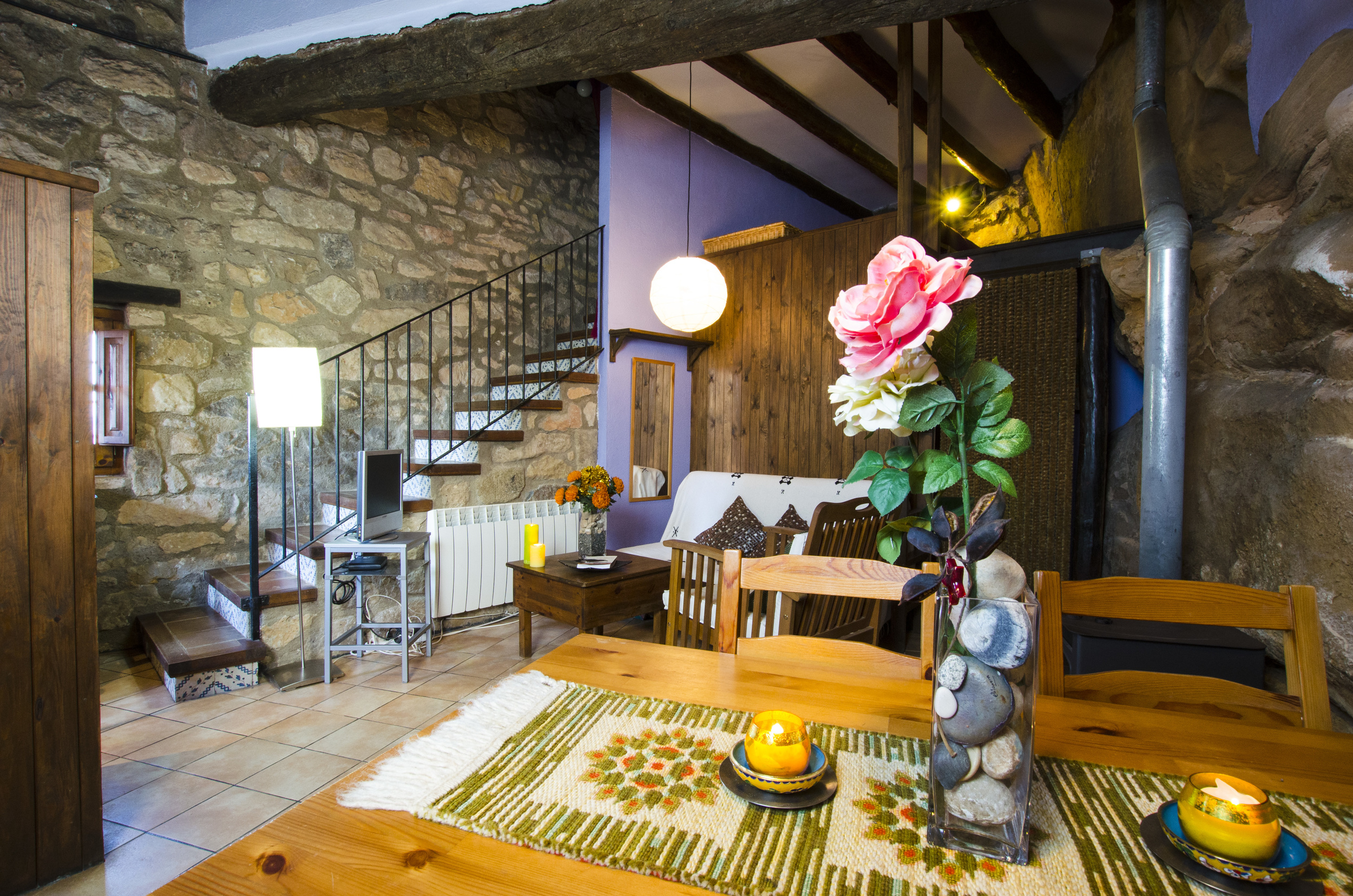 CASA EL CASTELL II, ALBARCA    2 rooms 5 people