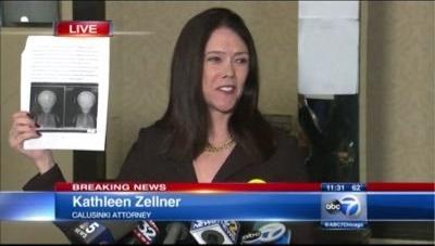 Zellner responds to Judge Shanes' order denying Calusinski's post-conviction petition
