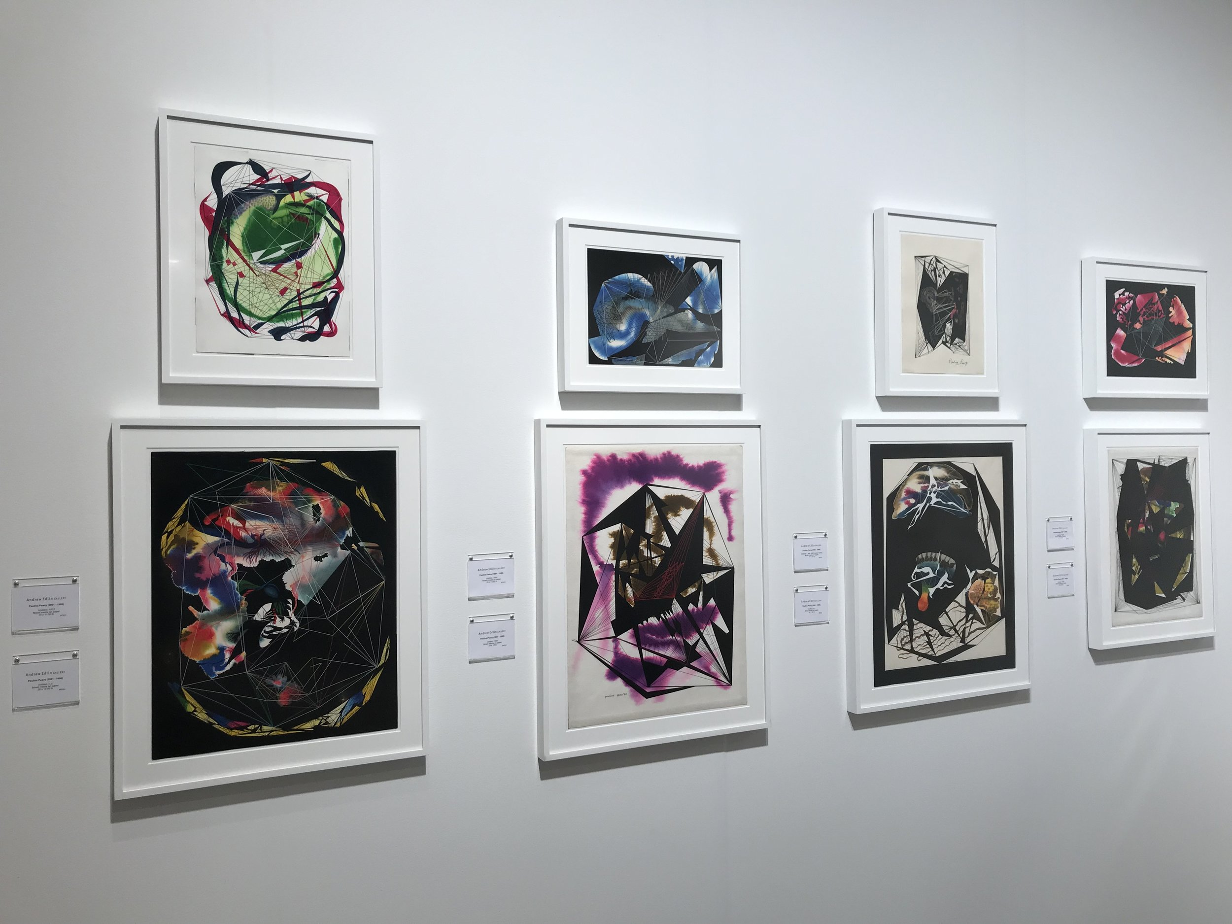 Independent Art Fair, NYC, March 2018