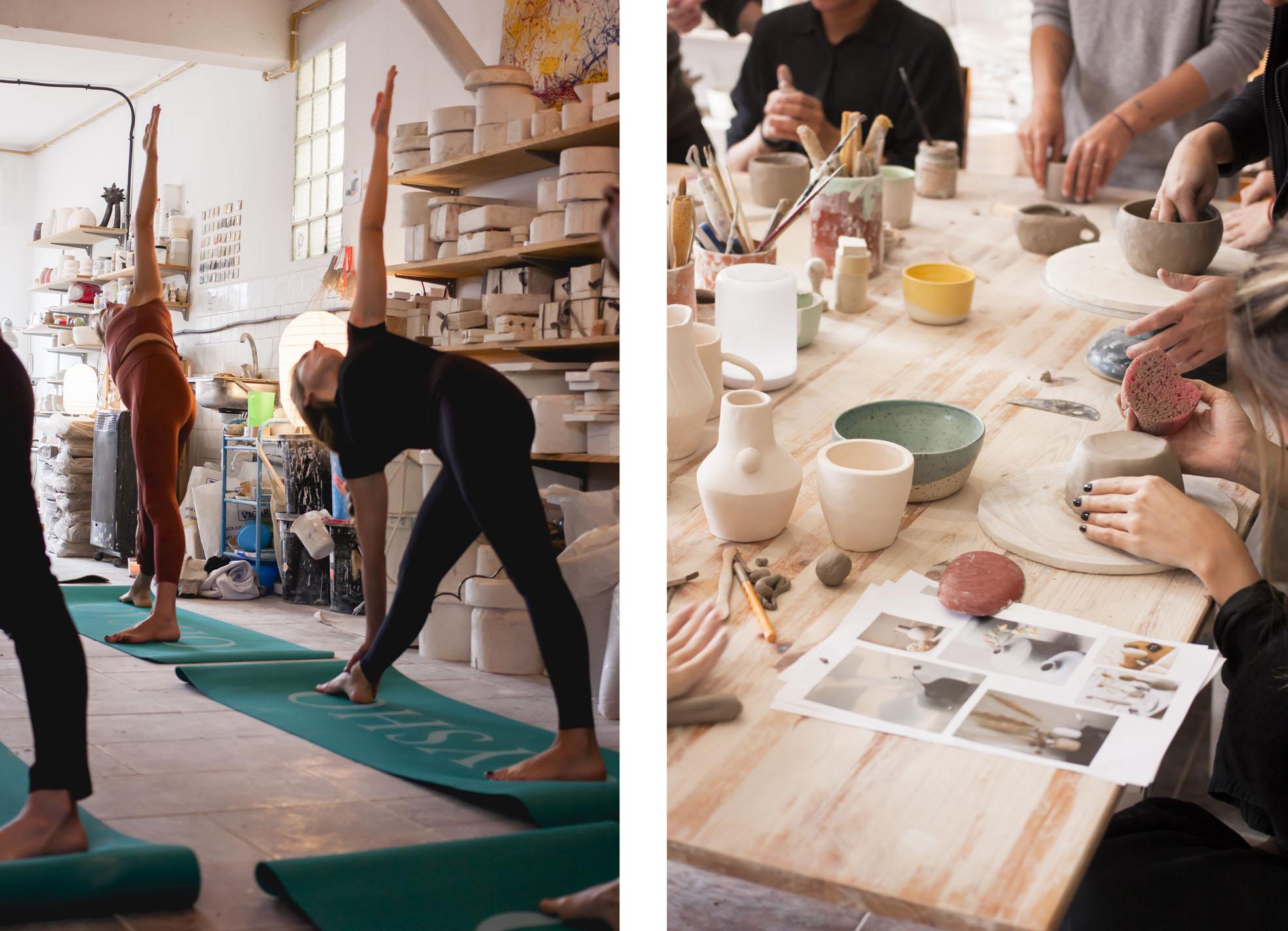 Yoga&Pottery - EDICIÓN I