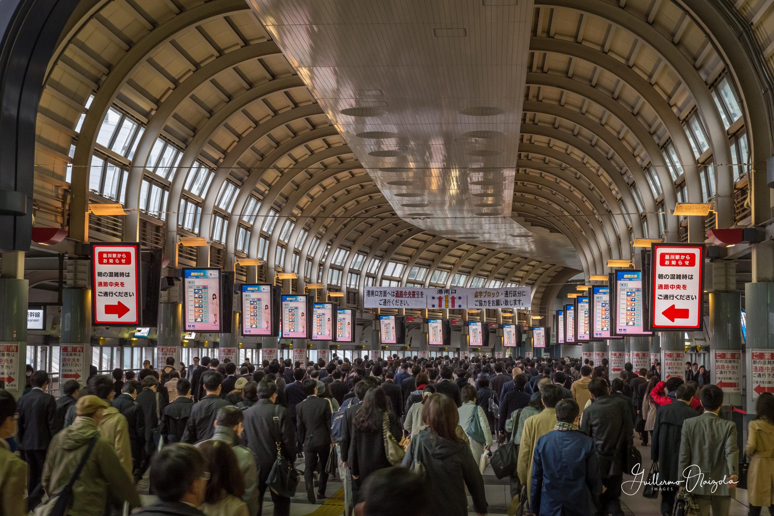 Shinagawa Station - Tokyo
