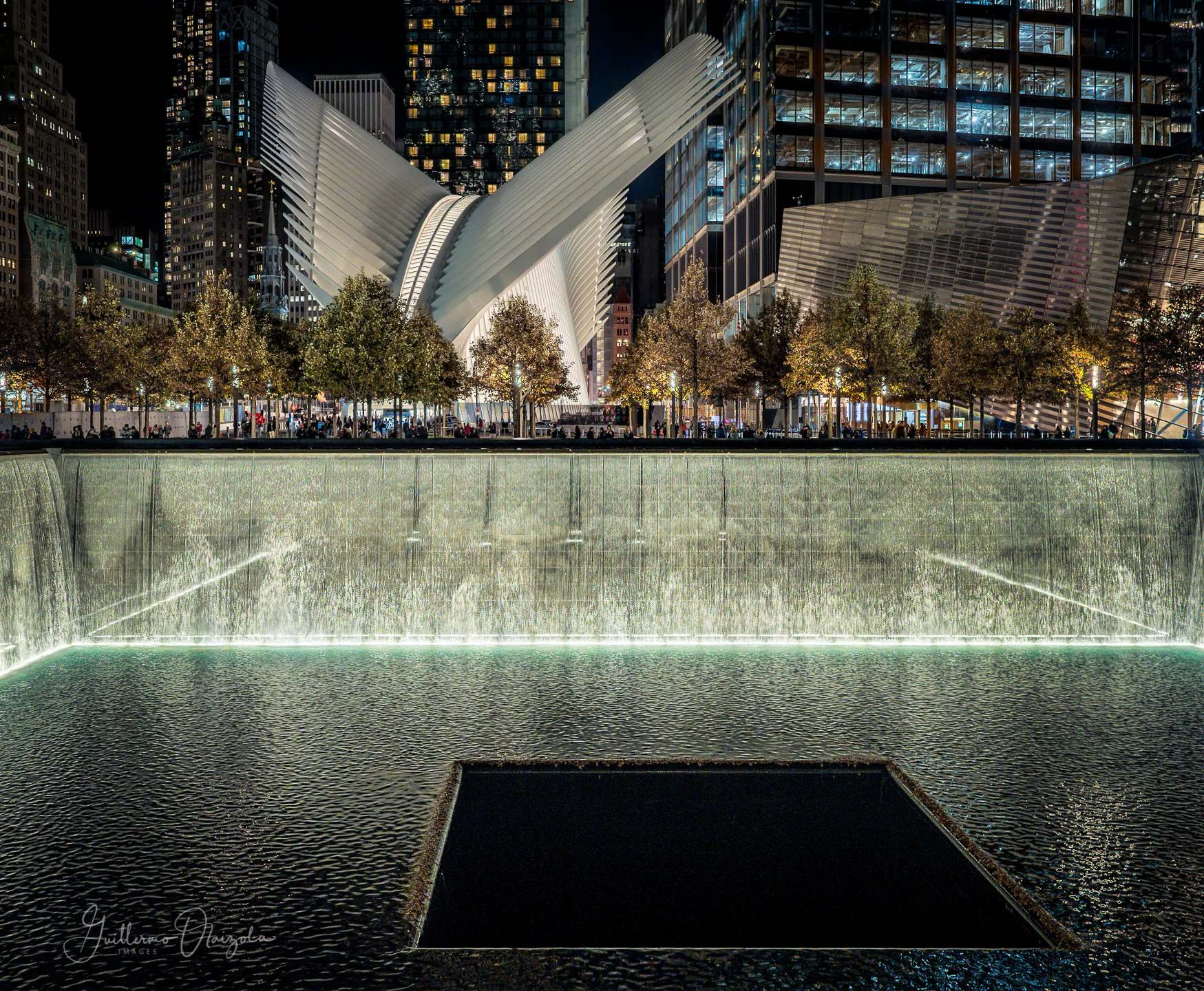 9/11 Memorial and the Oculus - NYC