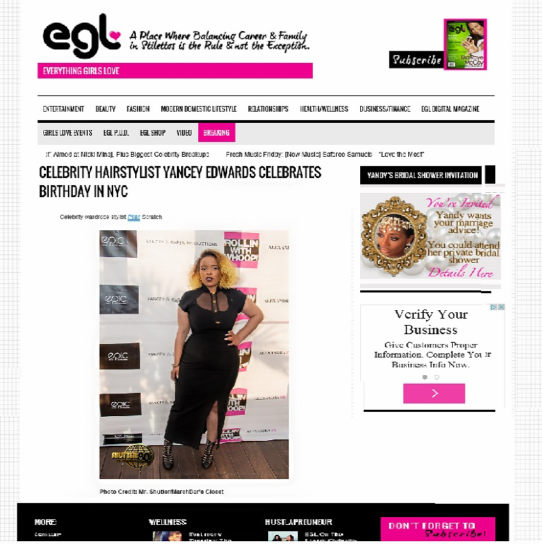 Pilar Scratch on EGL everythinggirlslove.com By Yandy Smith