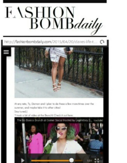 Pilar Scratch Featured on FashionBombdaily.com by Claire Sulmers
