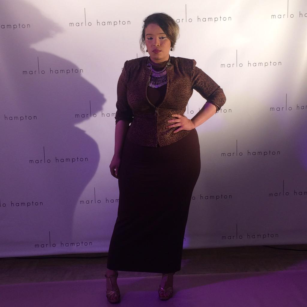 Celebrity Wardrobe Stylist Pilar Scratch on the red carpet For the Art Of Style Seminar