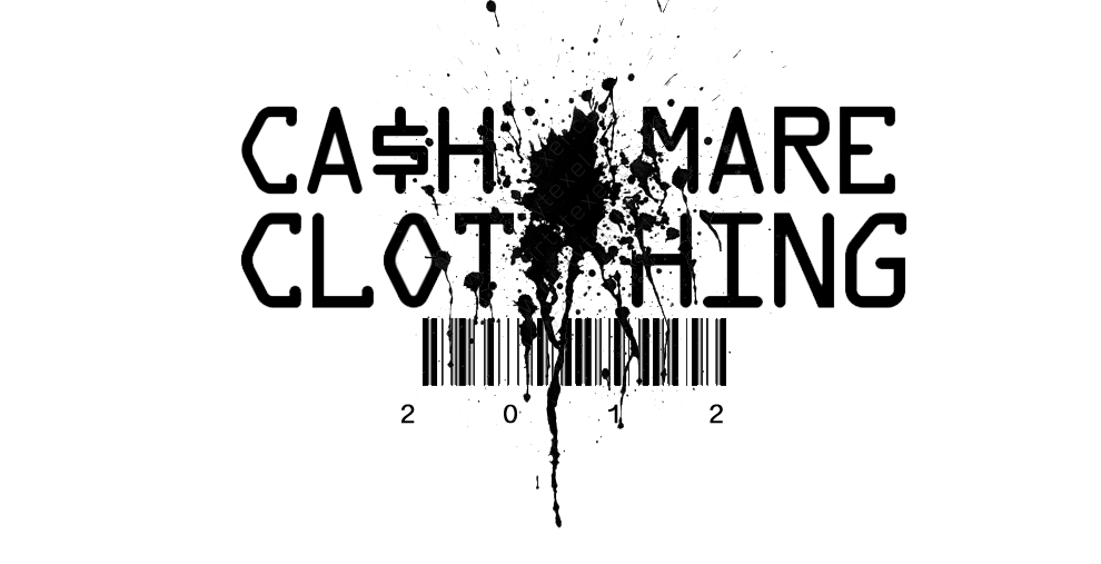 Logo Provided By Ca$hmere Clothing For Fashion Gxd Magazine