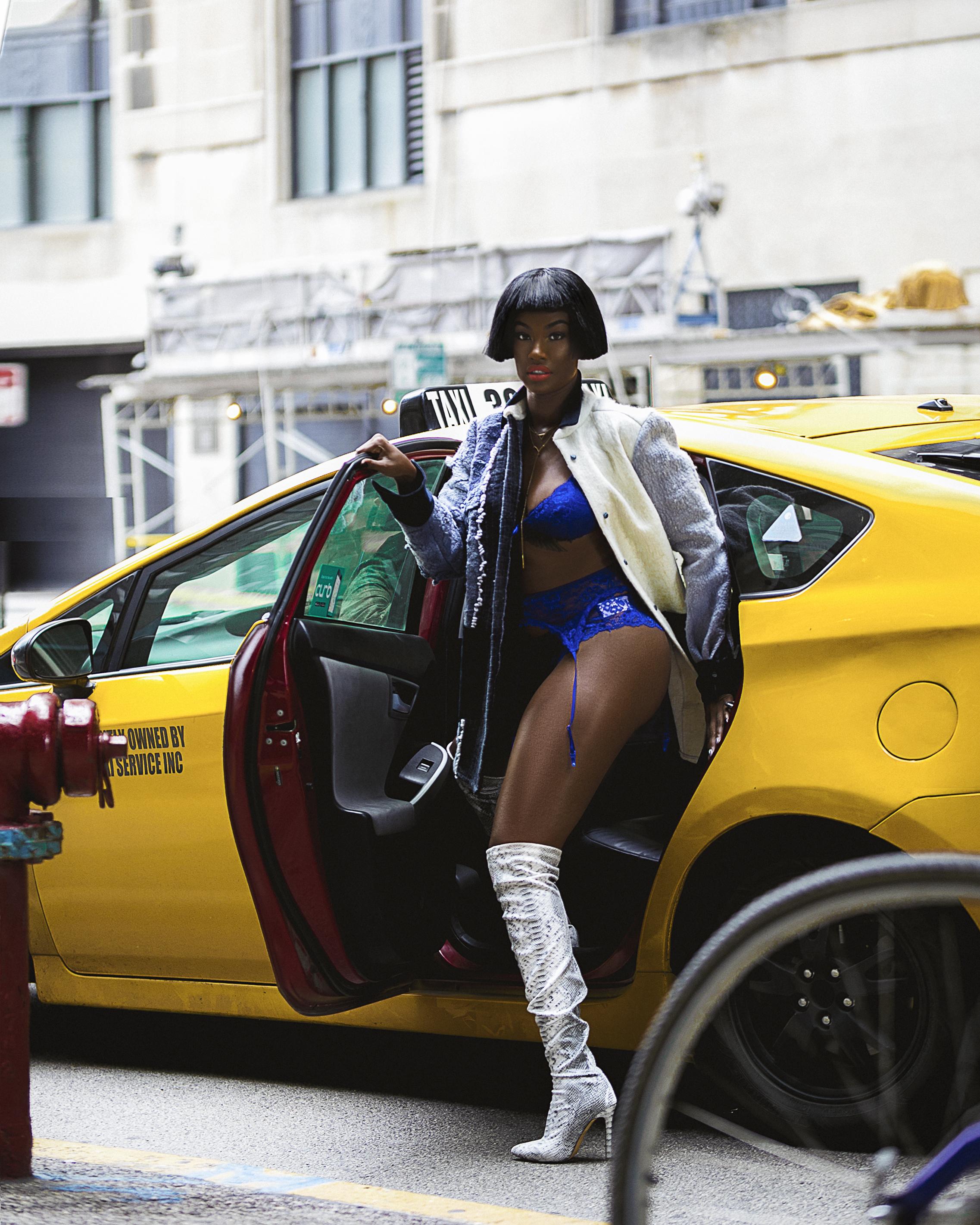 Chicago newest fashion queen - stilett0b0ss