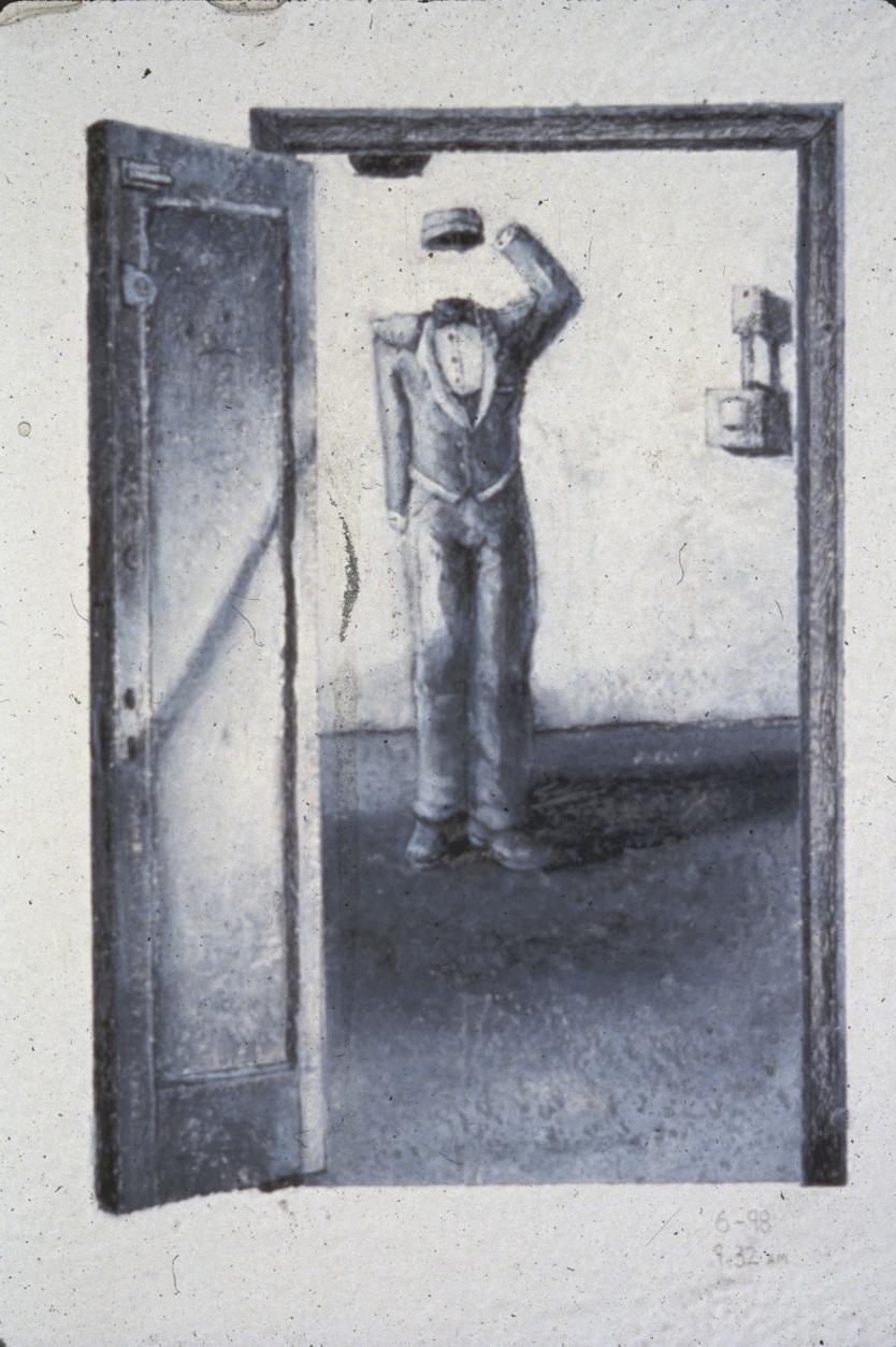 The Waldo's (detail) 1997