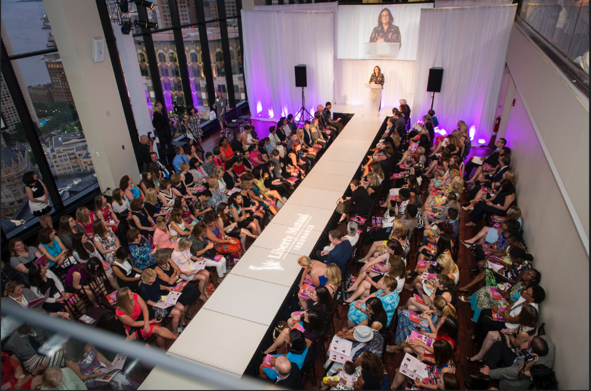 Catwalk for BMC 2015 (State Room, Boston, MA)