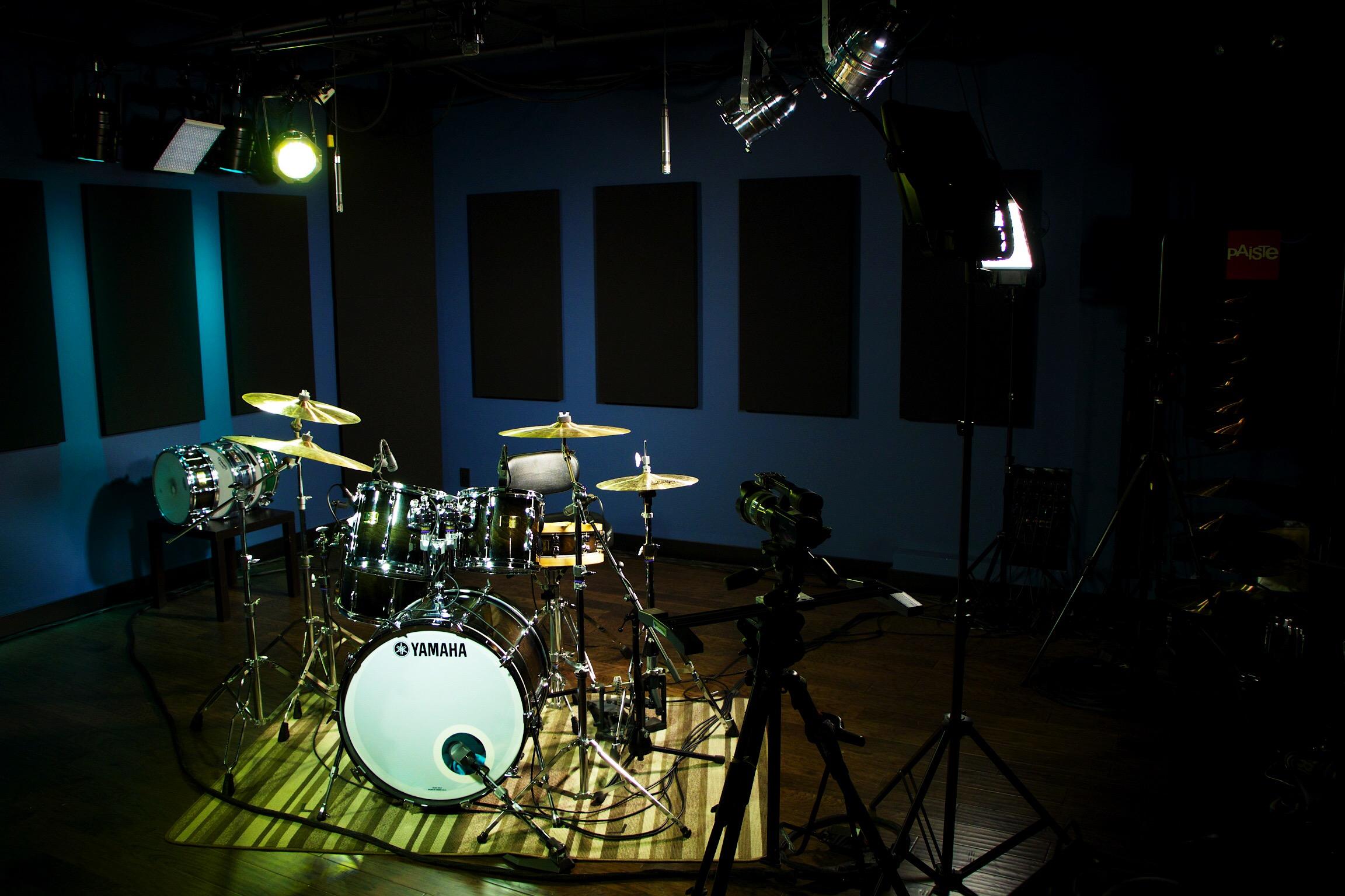 """Drumeo For Teachers"" - Product Film Set"