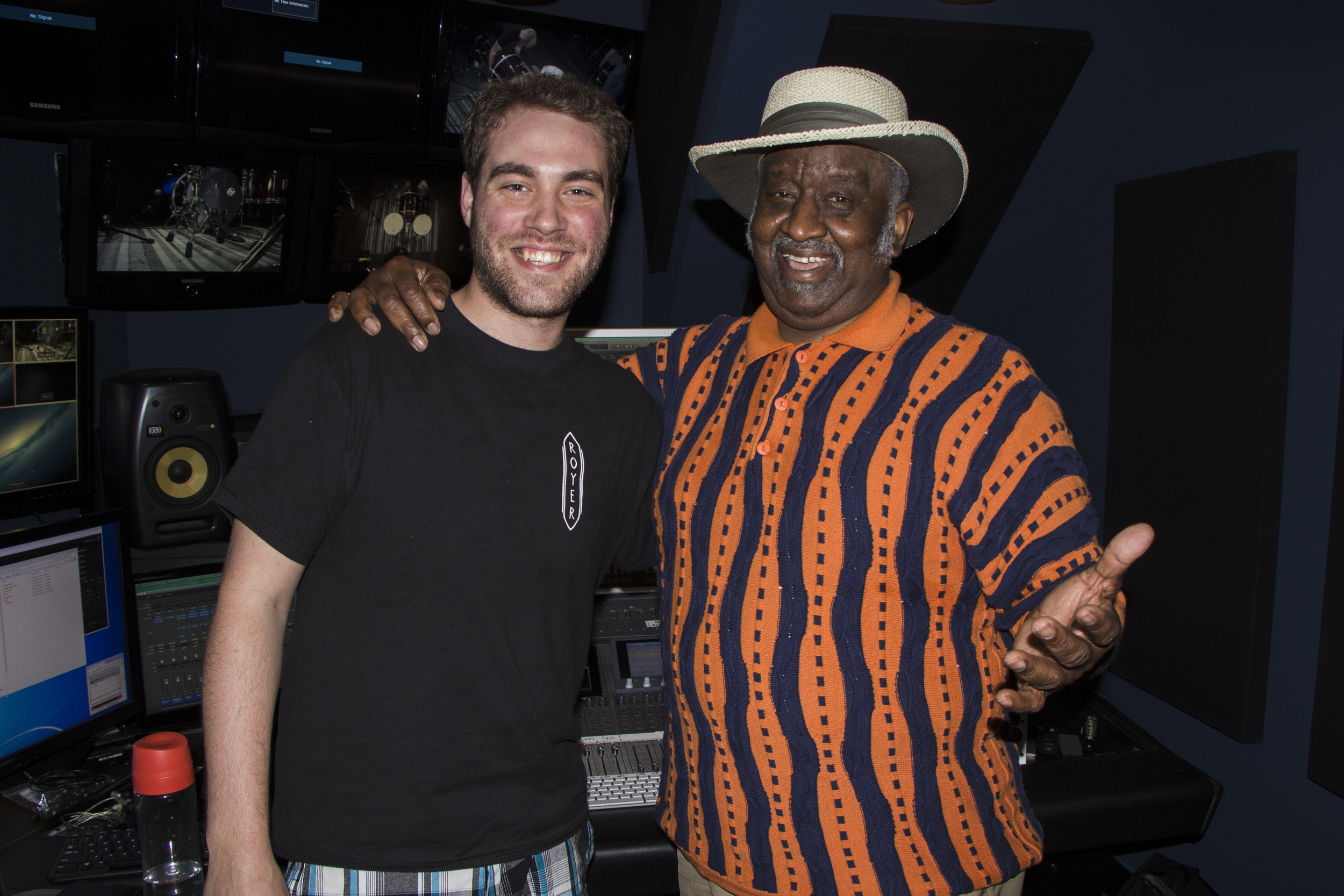 "Bernard ""Pretty"" Purdie - The World's Most Recorded Drummer"