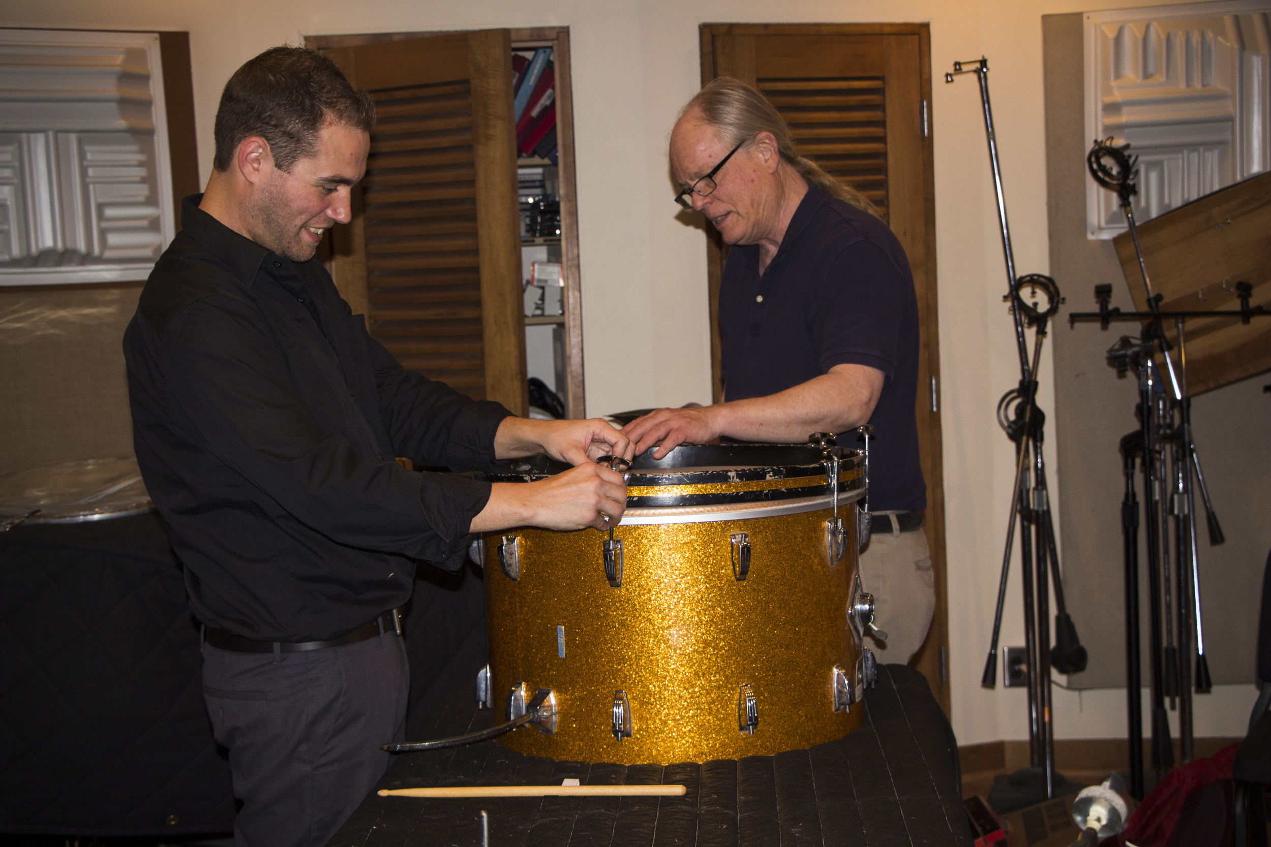 University Of Arizona - Drum Recording Workshop