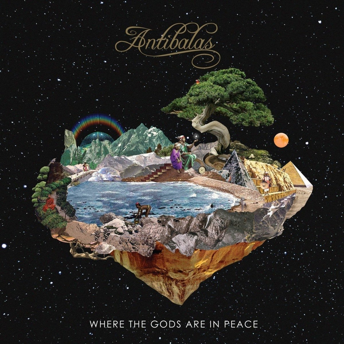 "Antibalas - ""Where the Gods Are In Peace"""