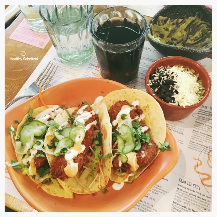 Fish Tacos im wahaca