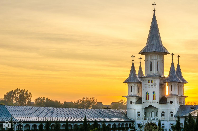 Abbaye de Sainte Croix à Oradea