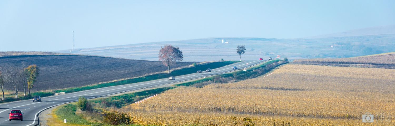 Route nationale reliant Cluj à Oradea