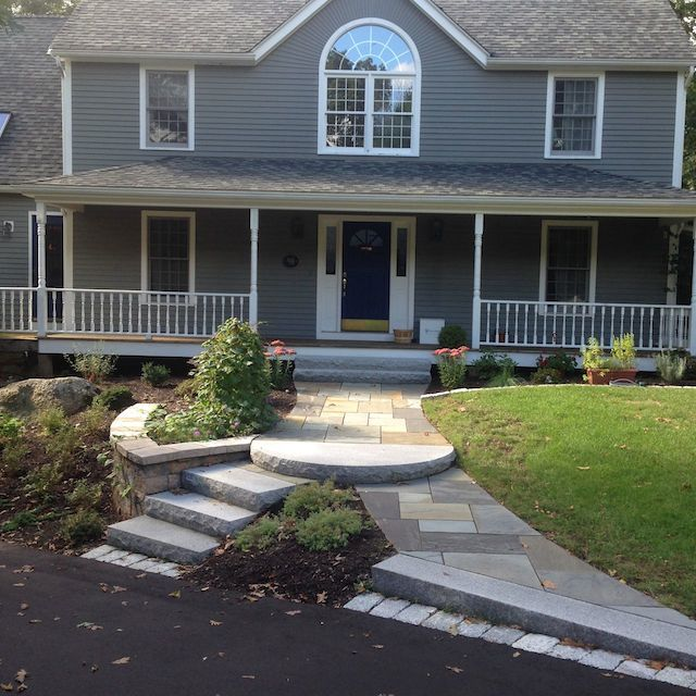 Double Walkway with Curved Granite Step(640x640).jpg
