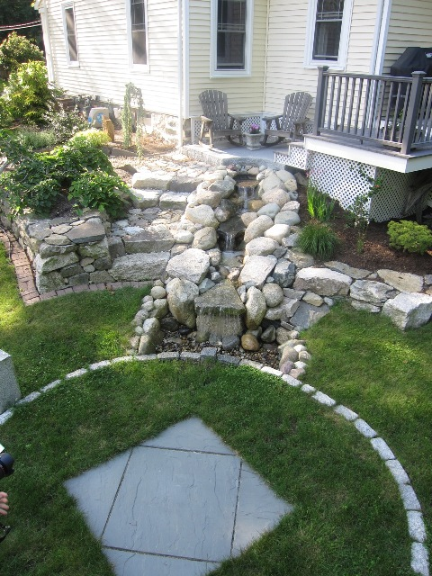 Design Capabilities — Natural Path Landscaping