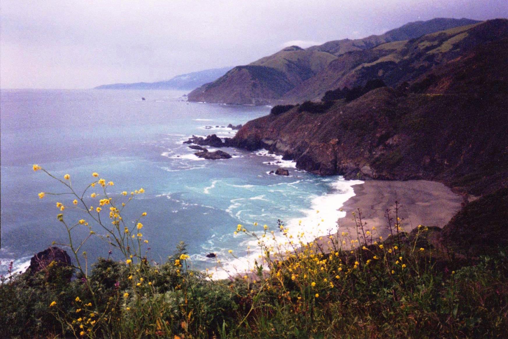 Beach and cliffs Spring break road trip.1.jpg