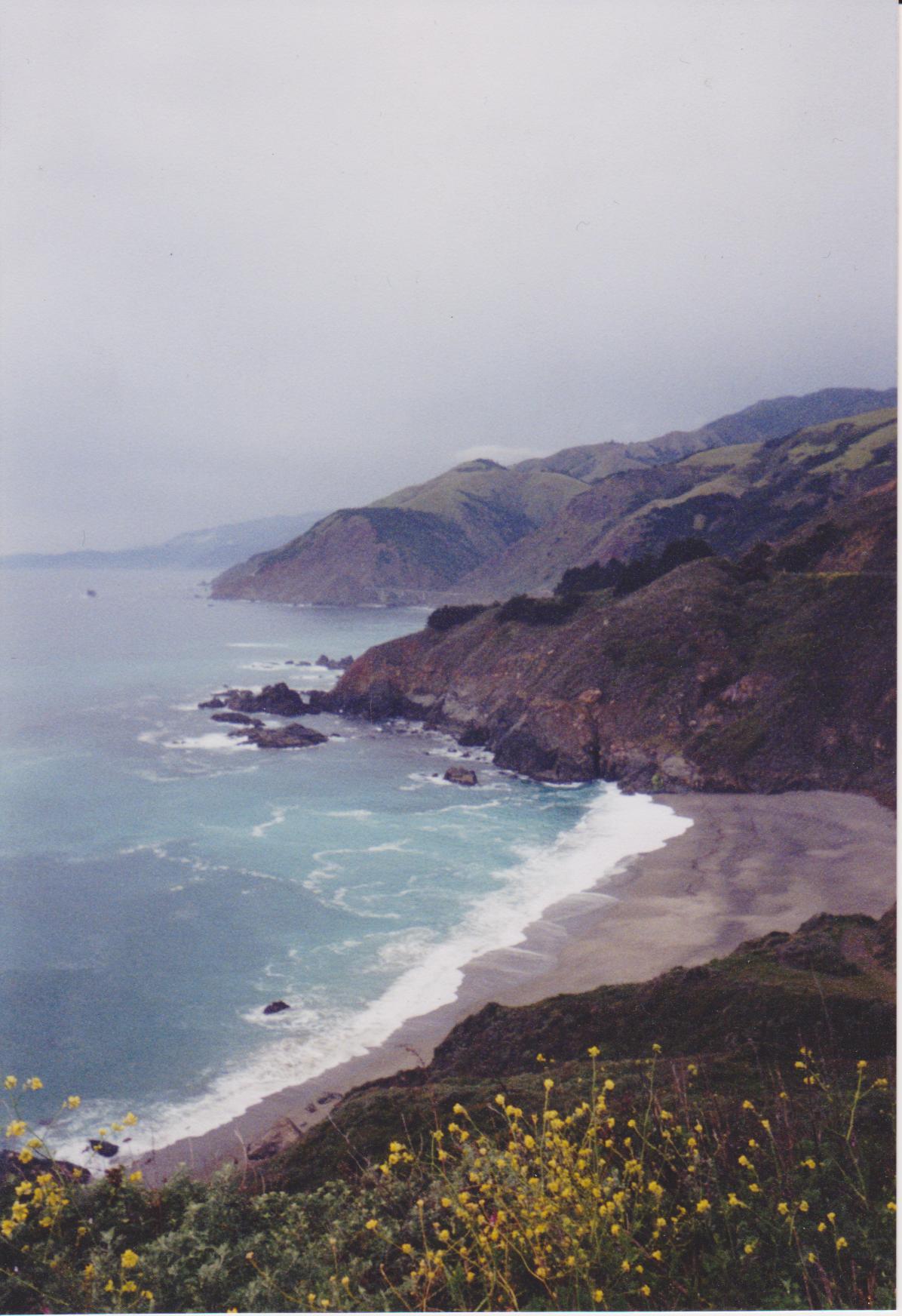 Big Sur California Road Trip with mom 2000.jpg