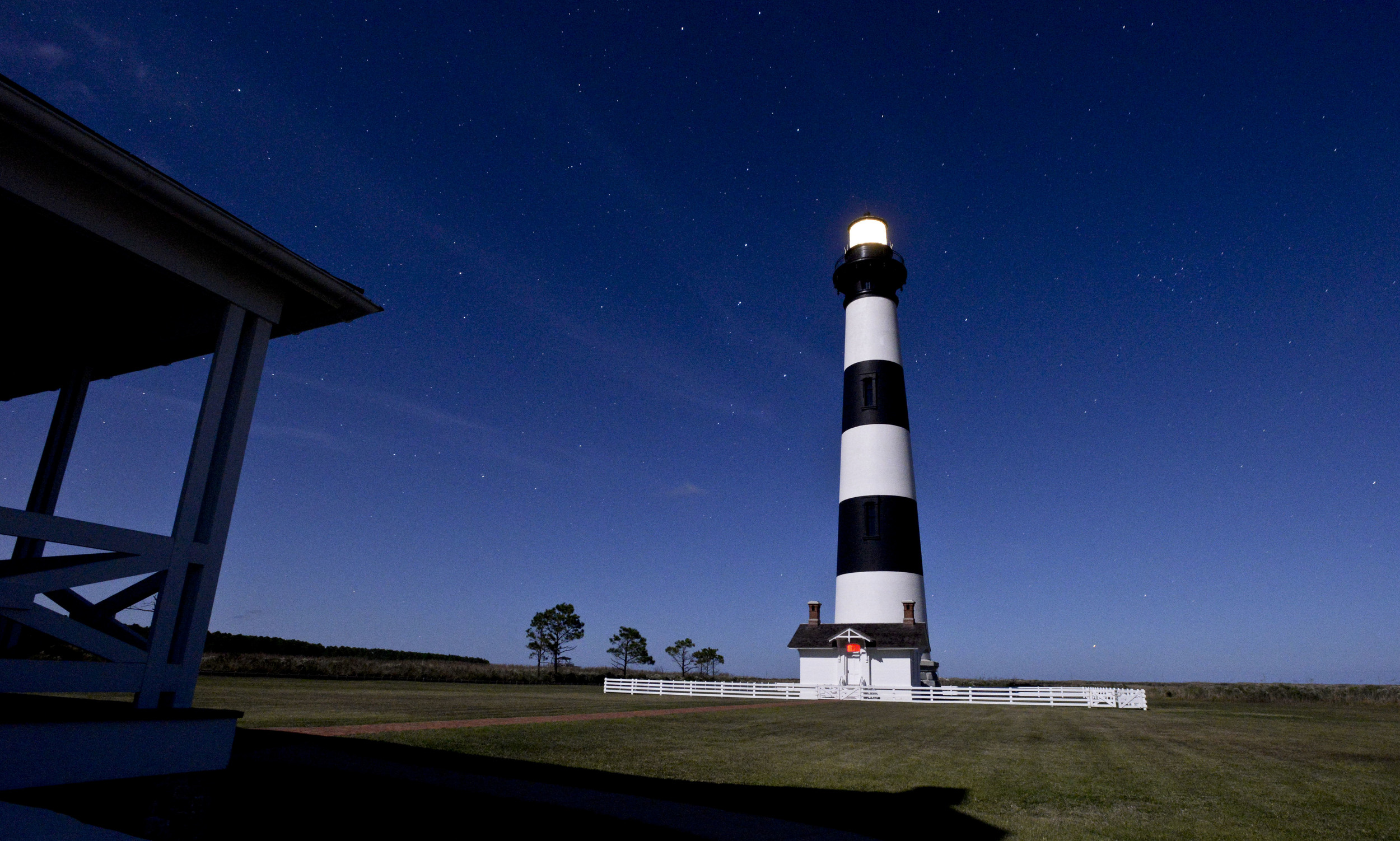 Bodie Island Lighthouse, Nov. 2014
