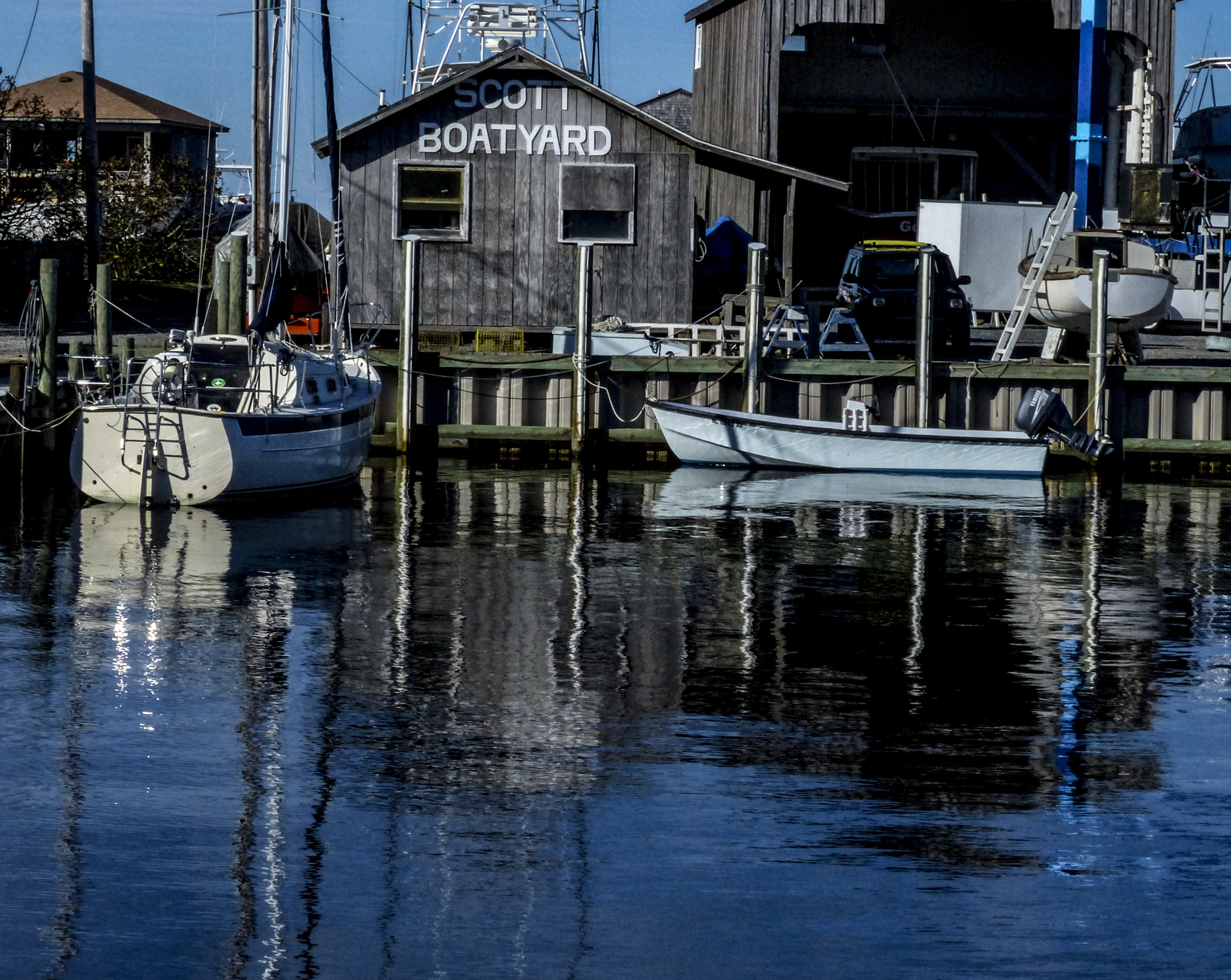 Scott's Boatyard