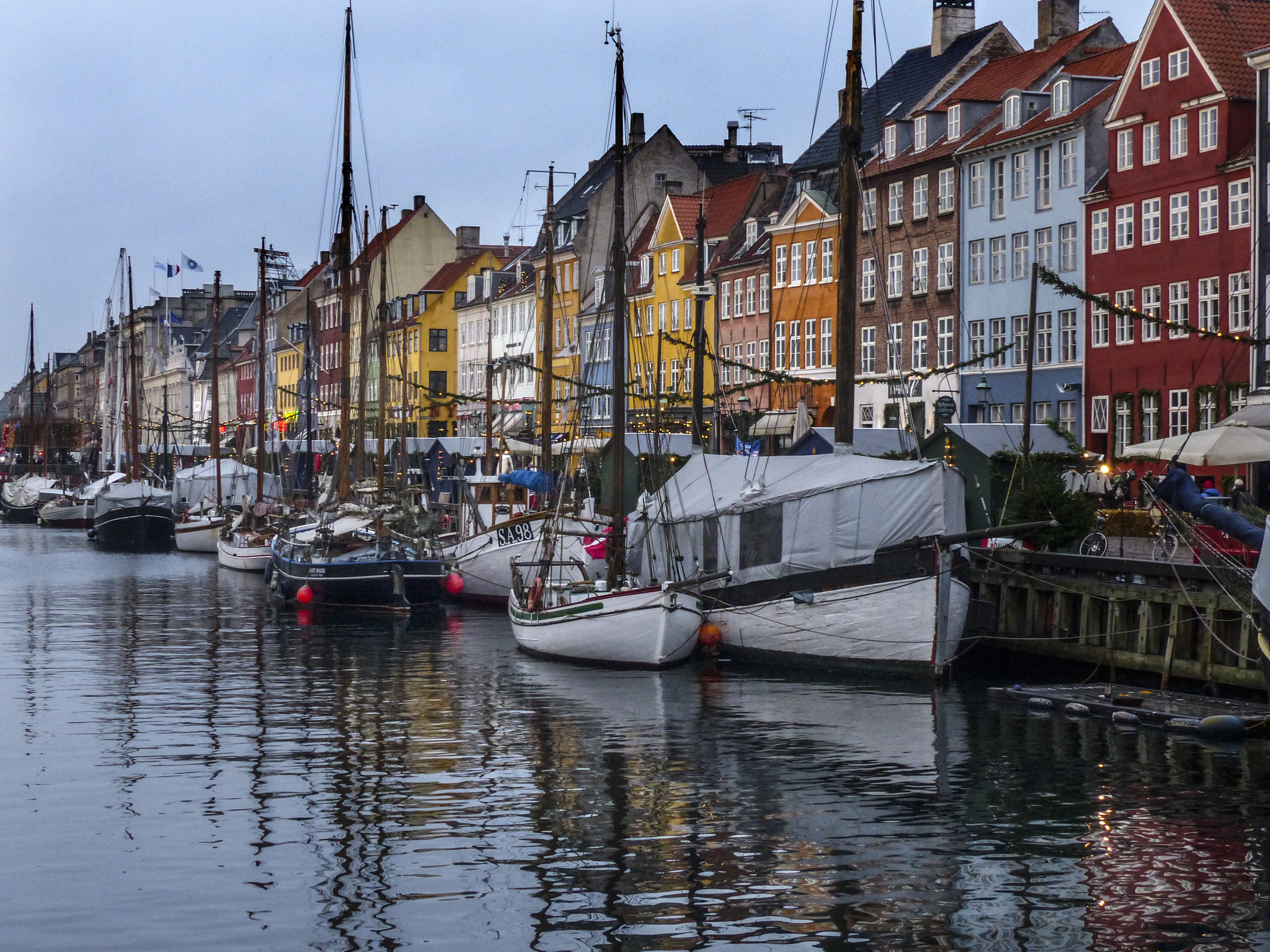 New Harbor, Copenhagen