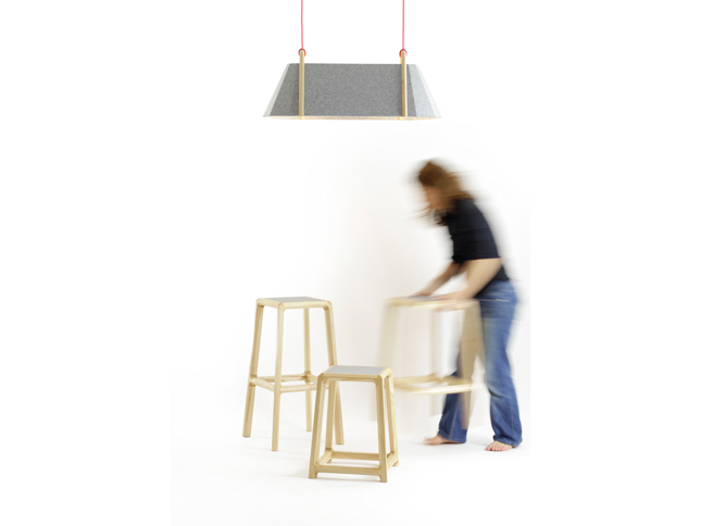 Frankie double pendant & Chamfer stools insitu 02 - Designer Designtree.jpg